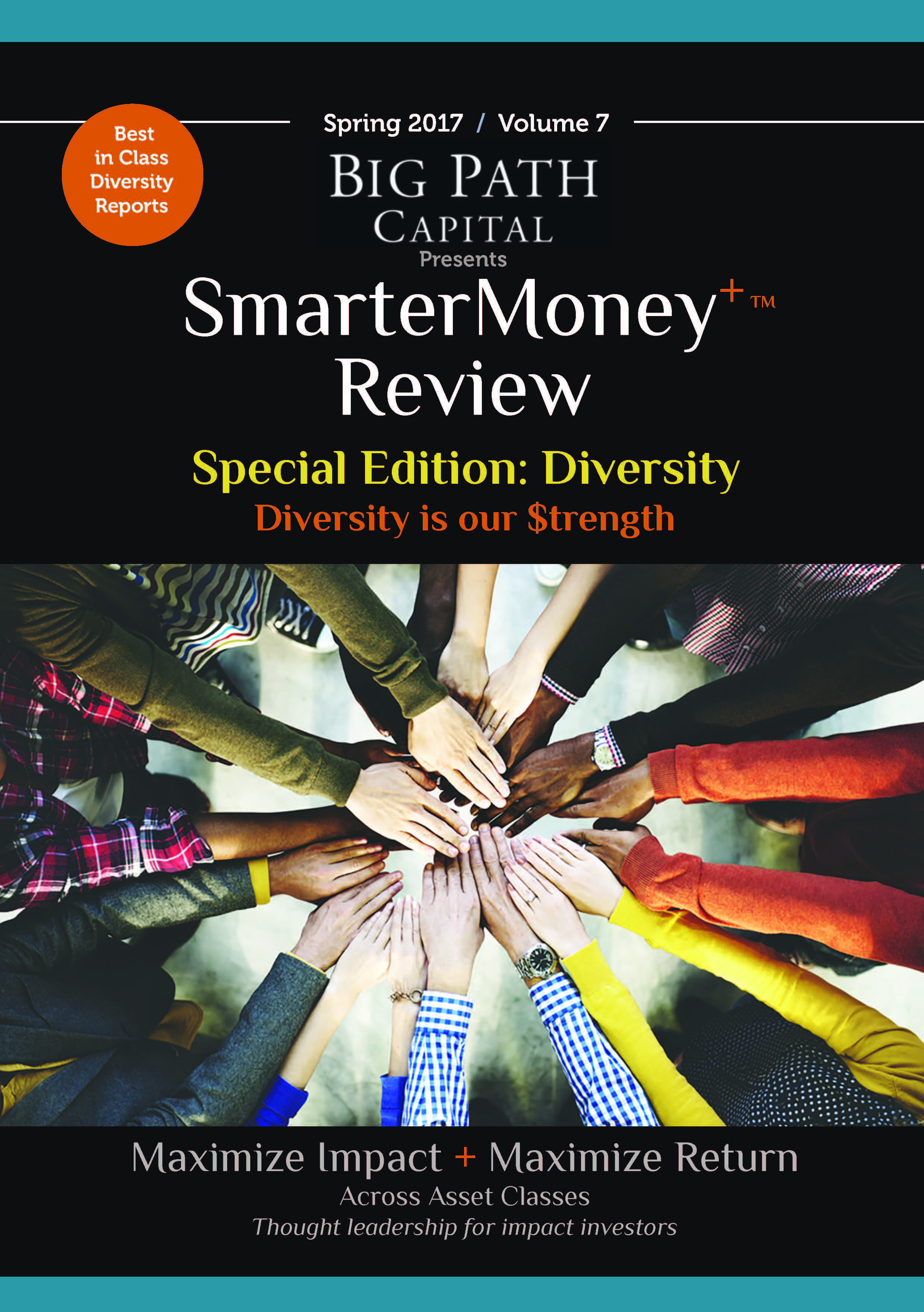 Big Path Capital Education - Smarter Money Review - Diversity